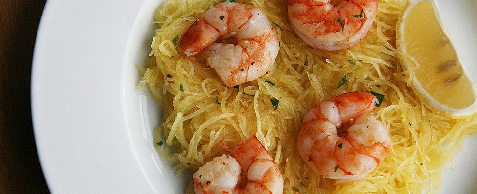 A Low-Carb, Gluten-Free Alternative to Shrimp Scampi