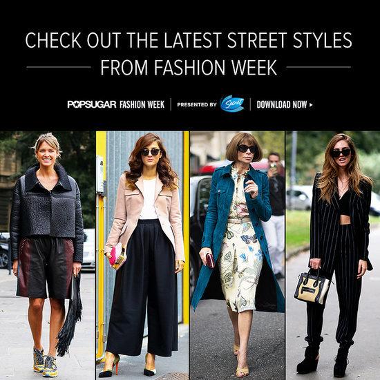 Milan Fashion Week Street Style Looks