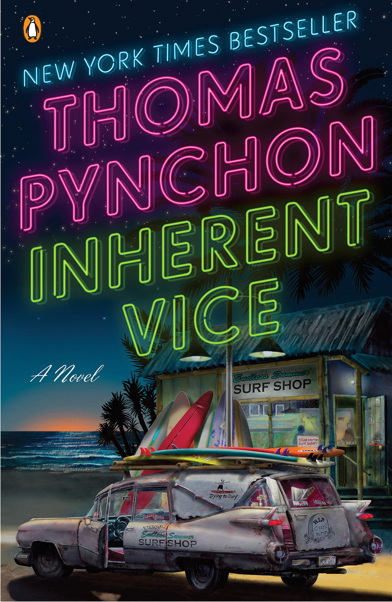 Inherent Vice Wallpaper Inherent Vice by Thomas