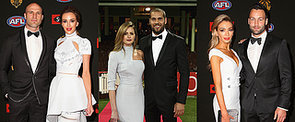 AFL Date Night! Hot Footy Couples Glam Up For the Brownlow Medal
