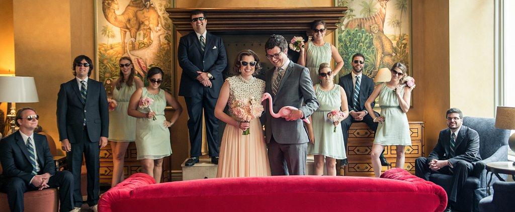Thomas and Emily's Retro-Cool San Francisco Wedding