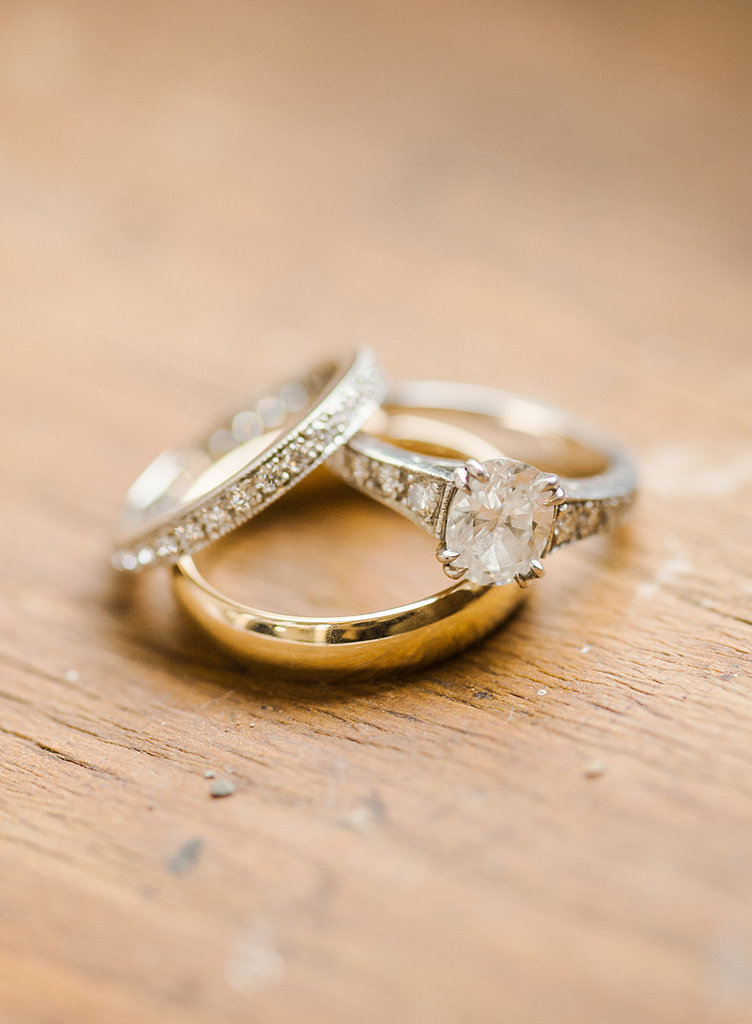 The Extreme Close Up Makes A Great Engagement Ring Shot