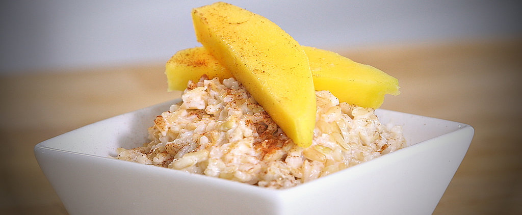 Coconut-Mango Sticky Rice For Real Girls