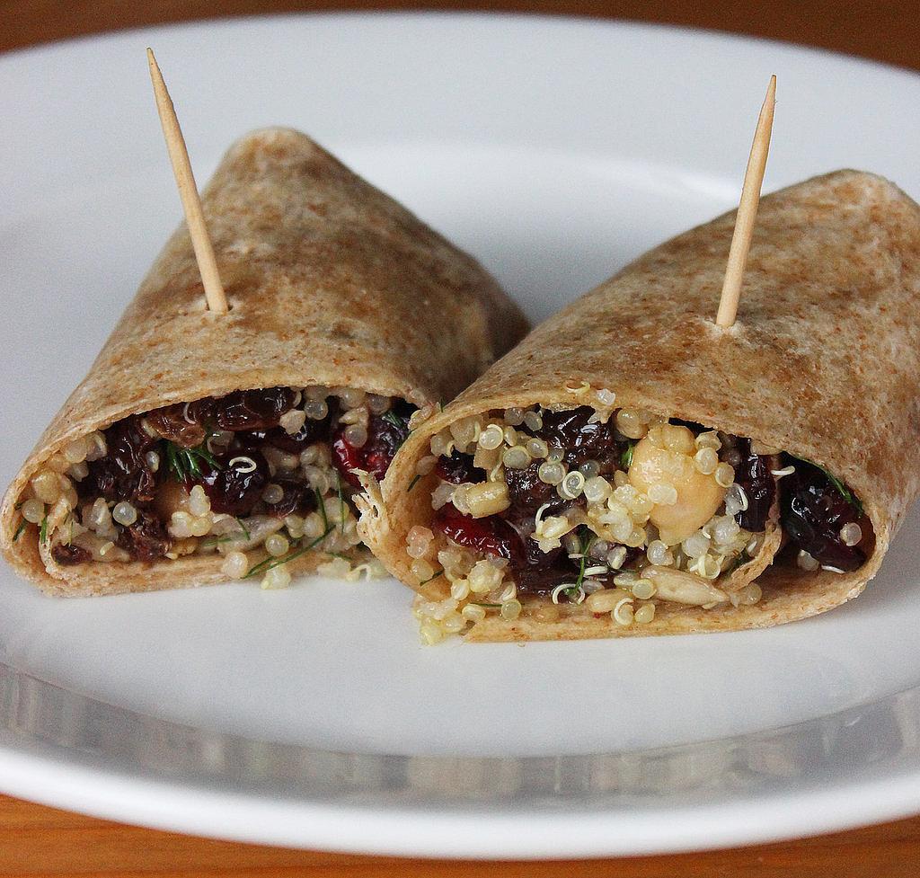 Quinoa Wrap