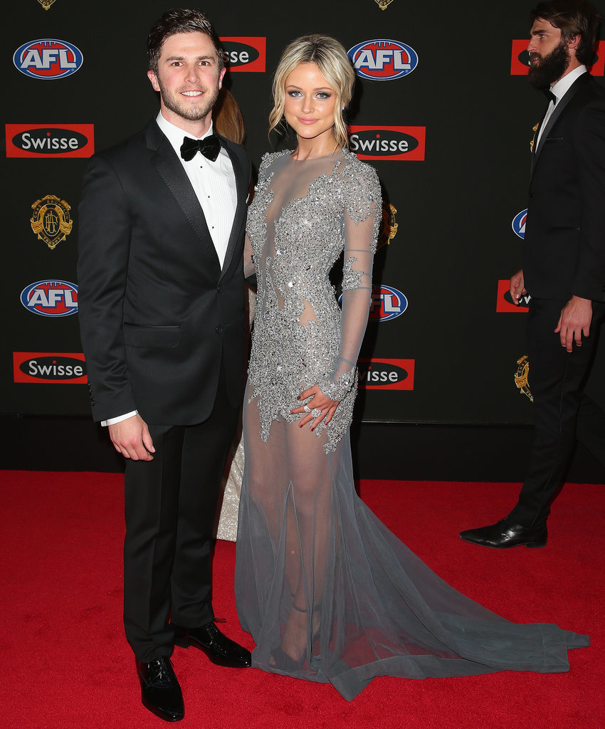 Famous Australian Afl Players Couples And Wags Popsugar