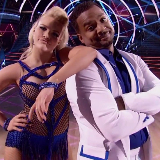 "Alfonso Ribeiro Dances to ""Gettin' Jiggy Wit It"""
