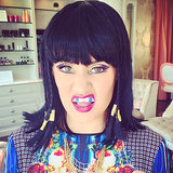 "The Road to Katypatra: Get Katy Perry's ""Dark Horse"" Makeup Look"