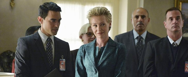 Get a Peek at Portia de Rossi's Top Secret Role in the Scandal Premiere Pics!