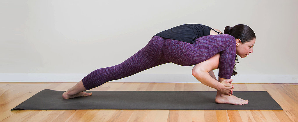 Yoga Sequence For Slimmer, Stronger Thighs