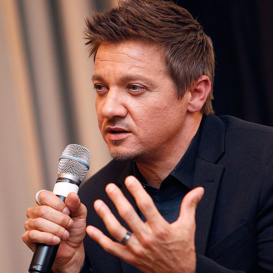Jeremy Renner Marries Sonni Pacheco