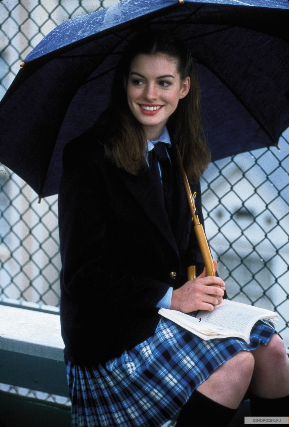 mia thermopolis the inspiration oops we did it again