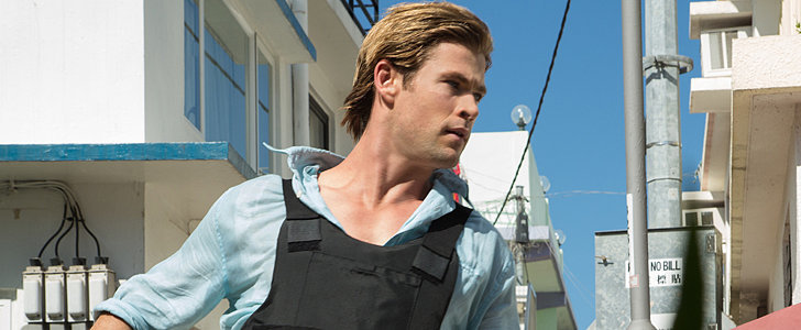Chris Hemsworth Might Be Even Hotter as a Computer Hacker Than He Is as Thor