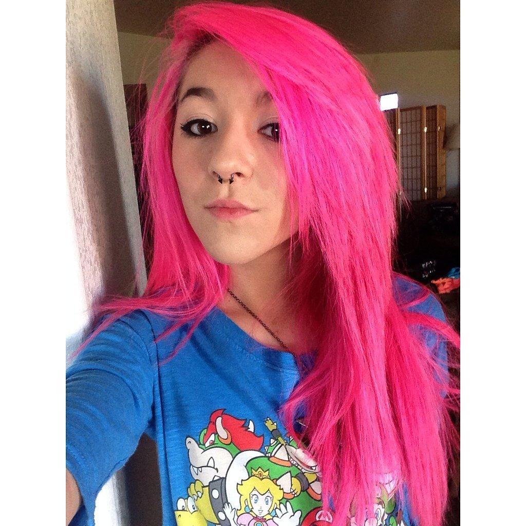 Eye-Popping Pink