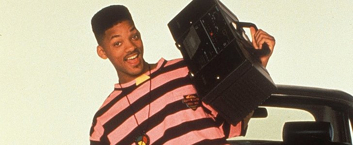 Will Smith's Dopest Fresh Prince of Bel-Air Dance Moves