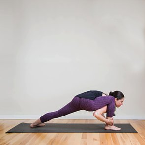 Yoga Sequence to Tone Thighs