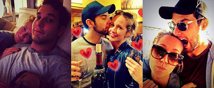15 Times Pitch Perfect's Anna Camp and Skylar Astin Shared Crazy-Sweet PDA