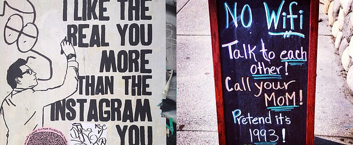 14 Depressingly Accurate Signs of the Times