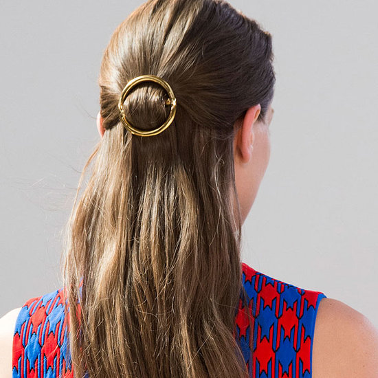 Hair From Celine Spring Summer 2015