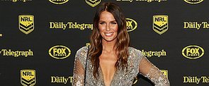 WAGs Frock Up For the 2014 Dally M Awards