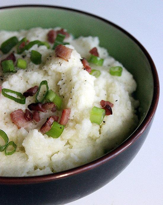 Creamy Mashed Cauliflower
