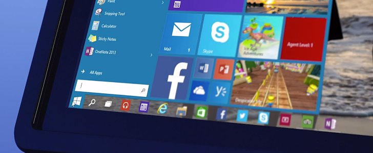 The Best Features in Microsoft's New Windows 10
