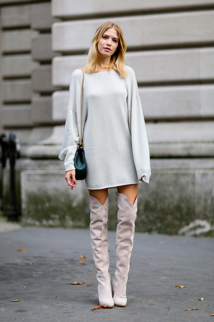MISYELLE STORE BLOG: How to Wear Over-the-Knee Boots