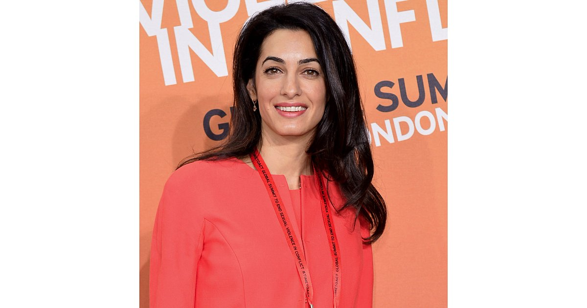 Who Is AMAL ALAMUDDIN? | POPSUGAR Celebrity