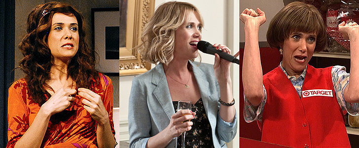 9 Kristen Wiig Characters to Channel For Halloween