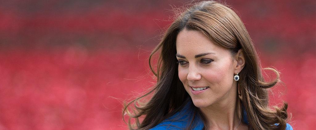 Kate Middleton Pregnancy Appearances 2014