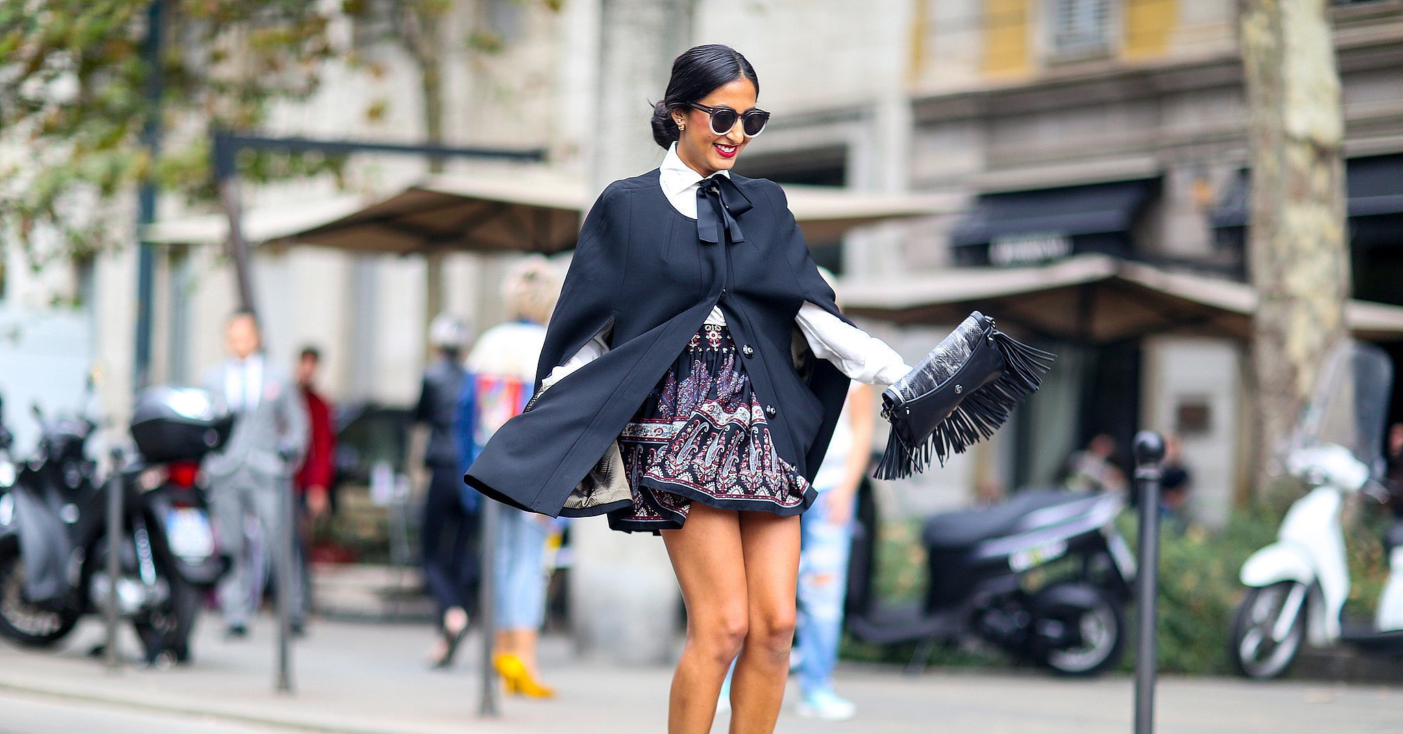 Fashion Shopping Style The 7 Street Style Trends That Dominated Fashion Month Popsugar