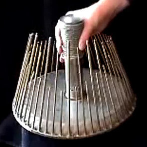 Waterphone Instrument Video