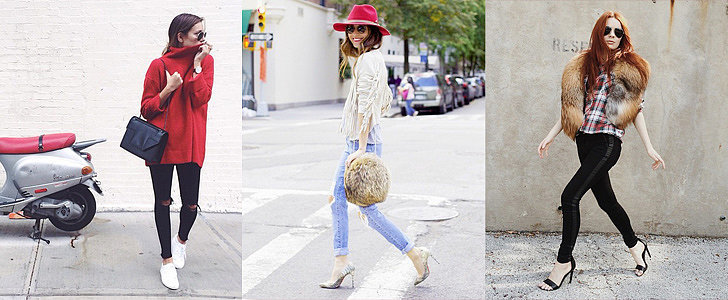 Going Rouge — 8 Ways to Bring Warmth to Your Fall Look