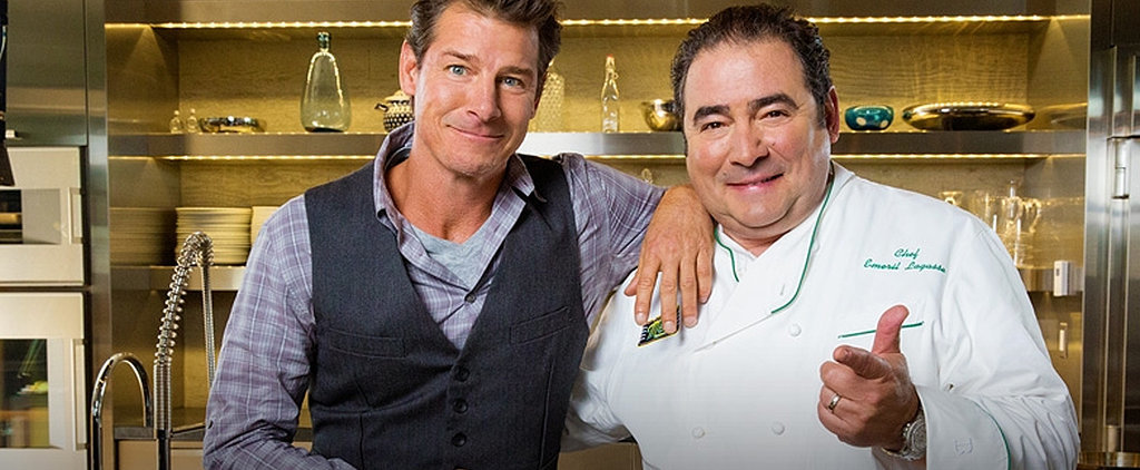 Emeril Lagasse's New TV Cooking Competition Lets Viewers Actually Taste What They See