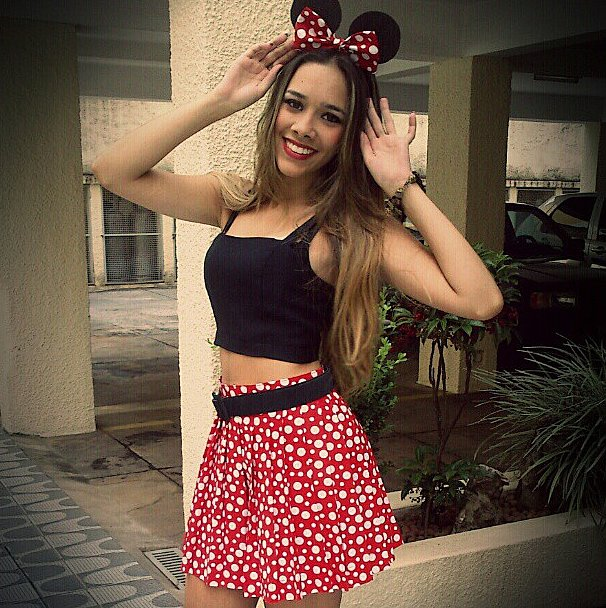 Homemade Minnie Mouse Costumes For Teenagers Cutesy Minnie Mouse