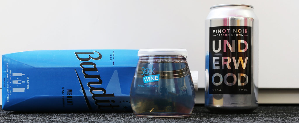 Outside the Bottle: 7 Tailgating-Approved Boxed and Canned Wines