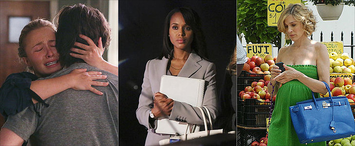 27 Ways TV Shows Bared or Covered Pregnant Bellies