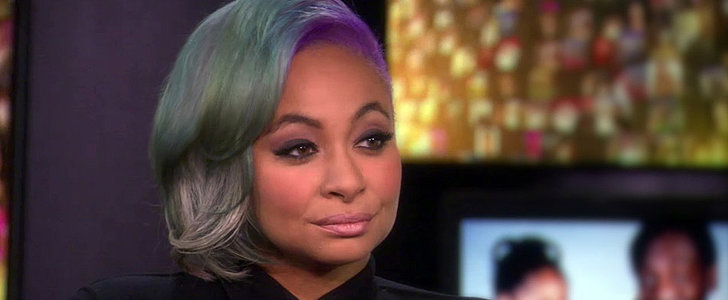 "Raven-Symoné Doesn't Want to Be Labeled ""Gay"" or ""African American"""