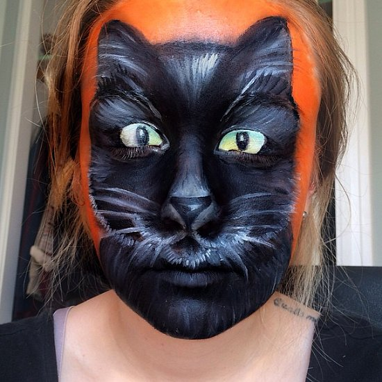 Halloween Face-Paint Ideas
