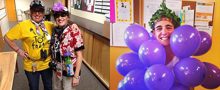 28 Last-Minute DIY Halloween Costumes