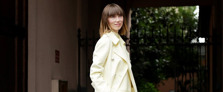 26 Pastel Coats to Sugarcoat Your Fall