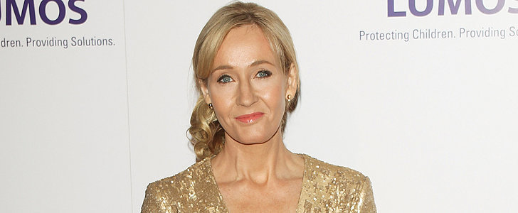 J.K. Rowling Teases Us All With a Series of Cryptic Tweets