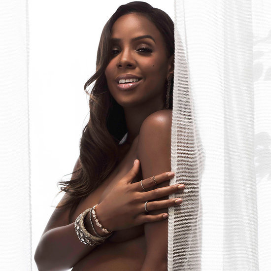 Kelly Rowland Nude Pregnant Pictures Interview Elle Magazine