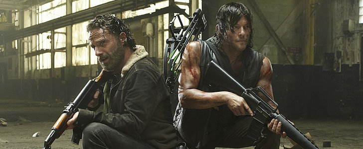 The Walking Dead Has Been Renewed For a Sixth Season
