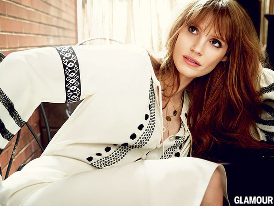 Jessica Chastain on Childhood Bullying: 'I Was Told Every Day at School That I Was Ugly'