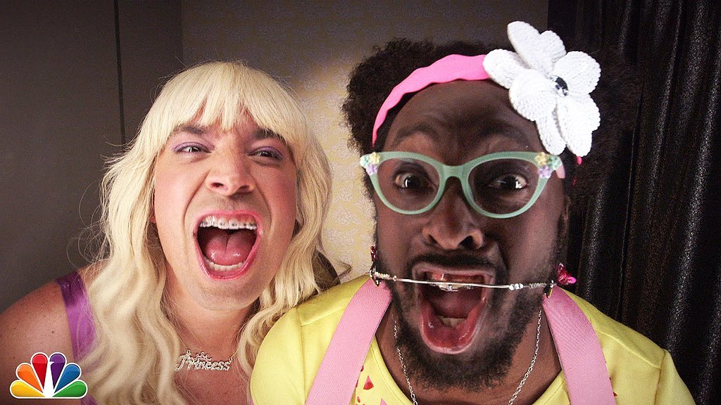 """Ew!"" With will.i.am"