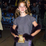Celebrities' First Red Carpets