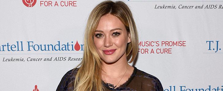 "Hilary Duff Talks About Aaron Carter's ""Uncomfortable"" PDA Tweets"