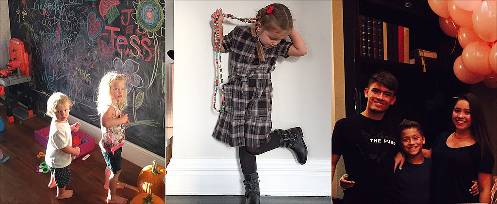 Jessica, Ivanka, Tori, and More Shared the Sweetest Snaps of Their Tots This Week!