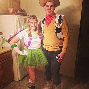 DIY Disney Couples Costumes