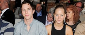 Nicholas Hoult Speaks Out About Ex-Girlfriend Jennifer Lawrence's Nude Photo Leak